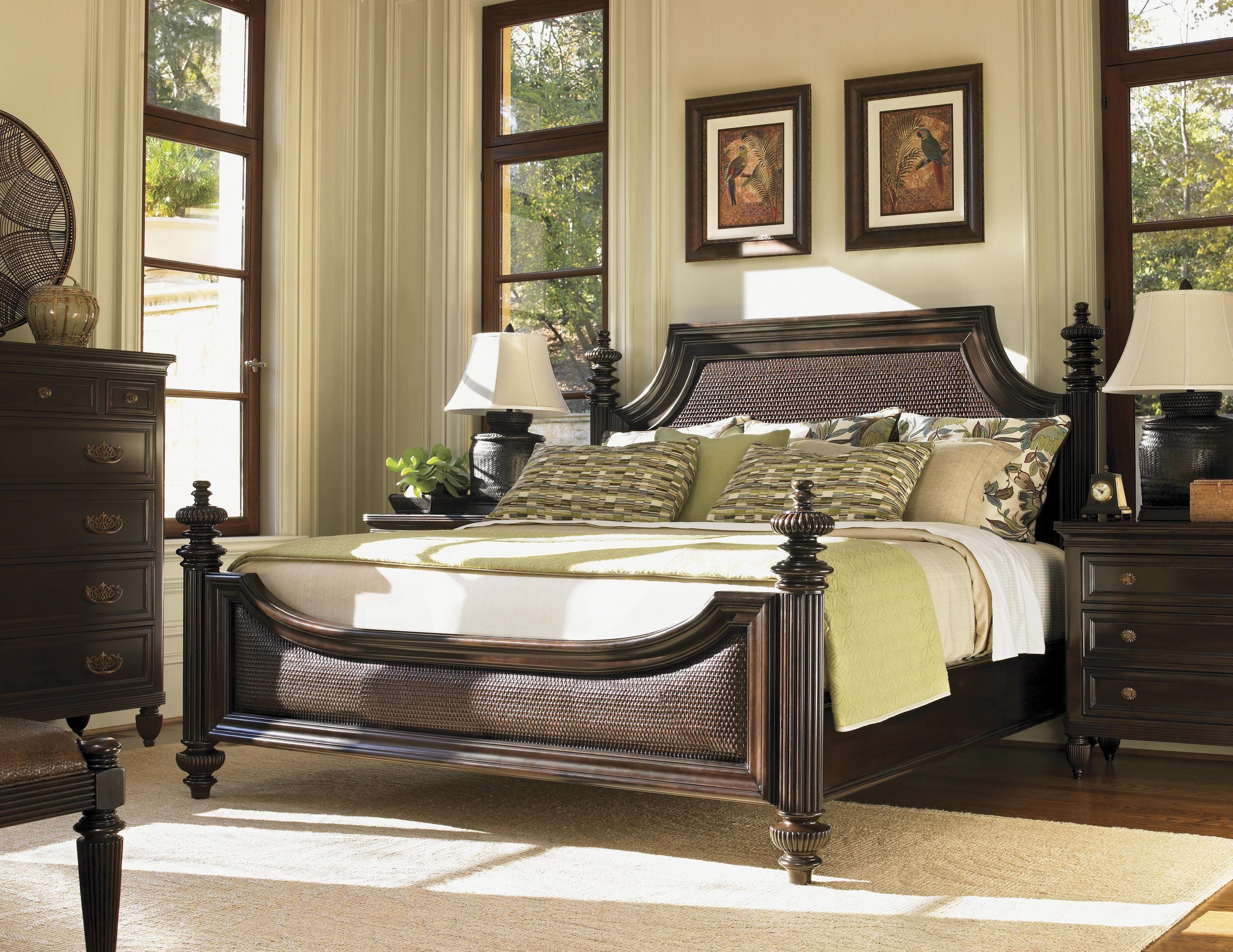 Tommy Bahama Bedroom Furniture Elegant Royal Kahala Leather by tommy Bahama Home Hudson S