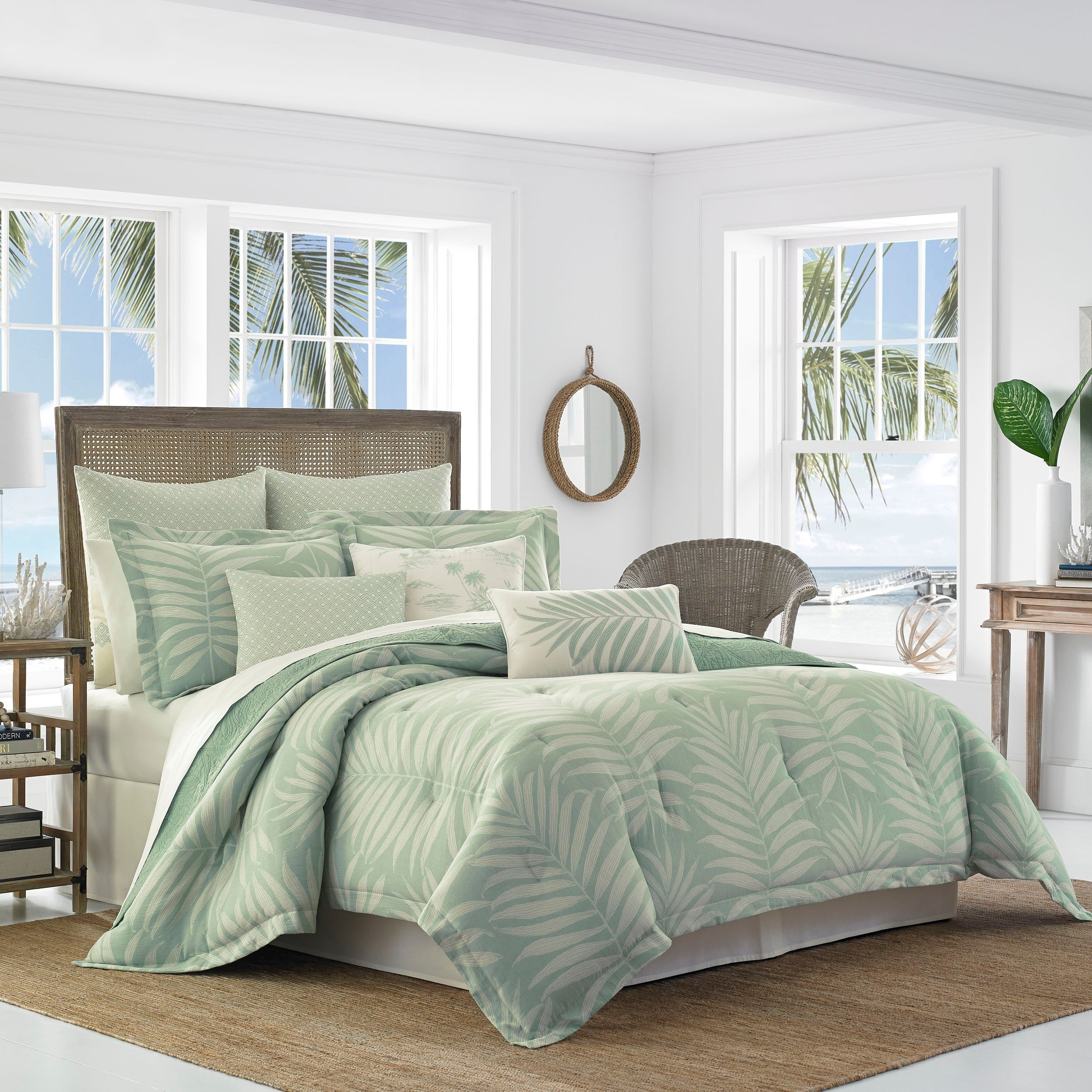Tommy Bahama Bedroom Furniture Inspirational tommy Bahama Abacos forter Set
