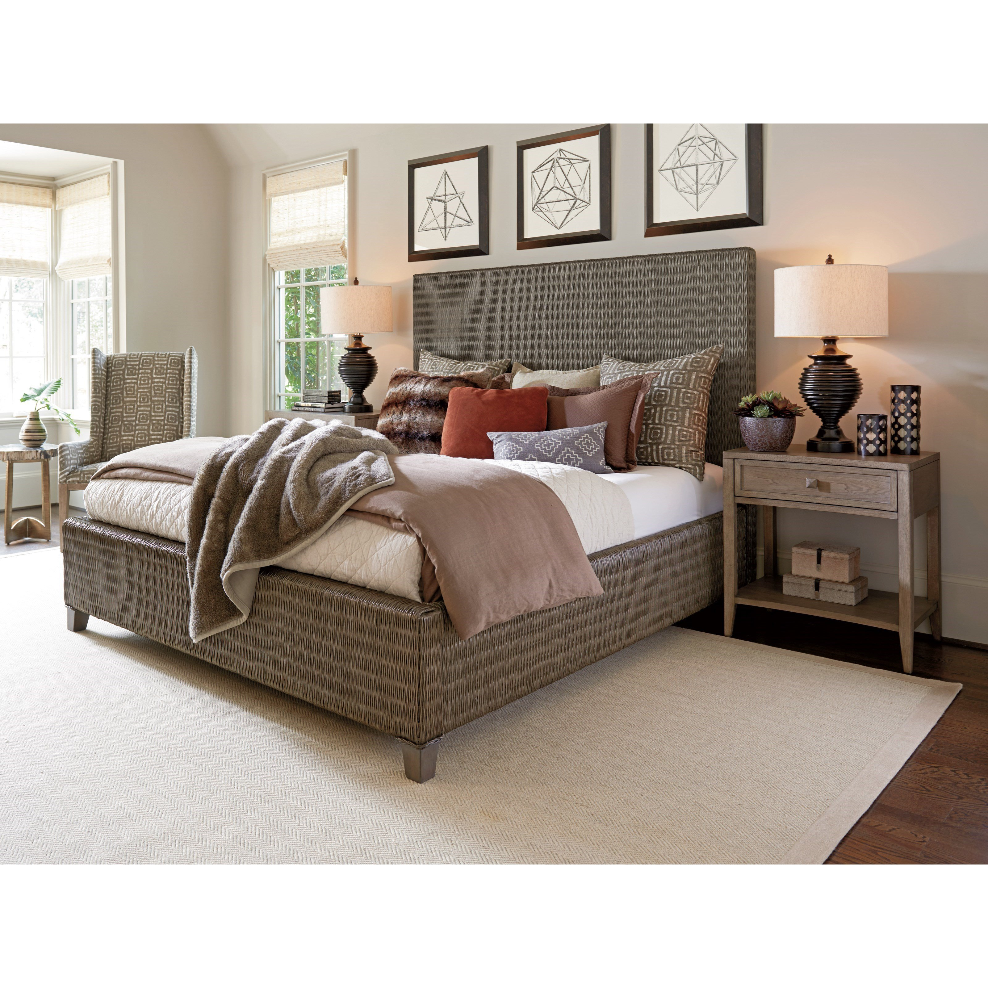 Tommy Bahama Bedroom Set Lovely tommy Bahama Home Cypress Point King Bedroom Group