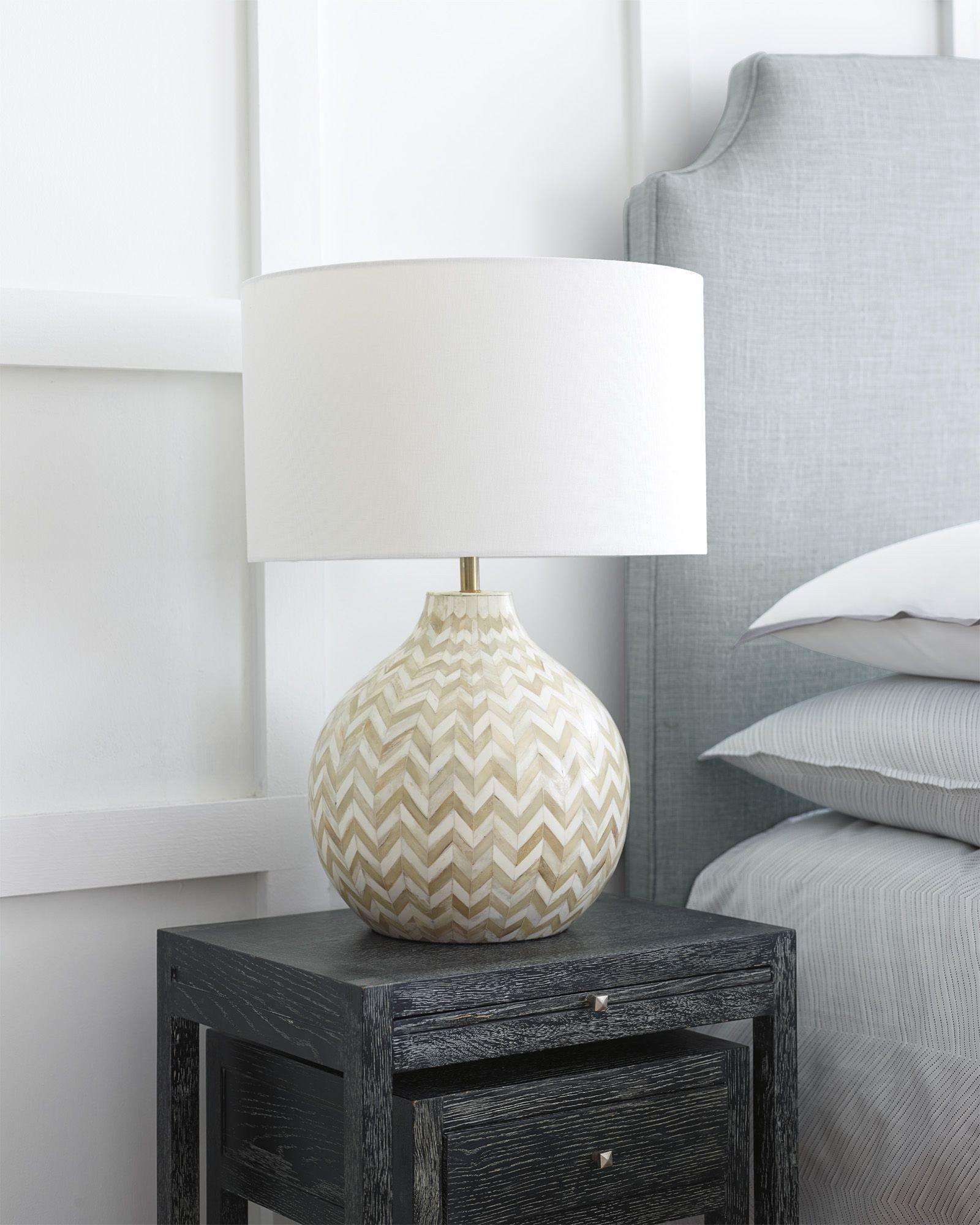 Touch Table Lamps Bedroom Luxury Bone Lamp Nightstand Bedroom Inspiration Via Serena