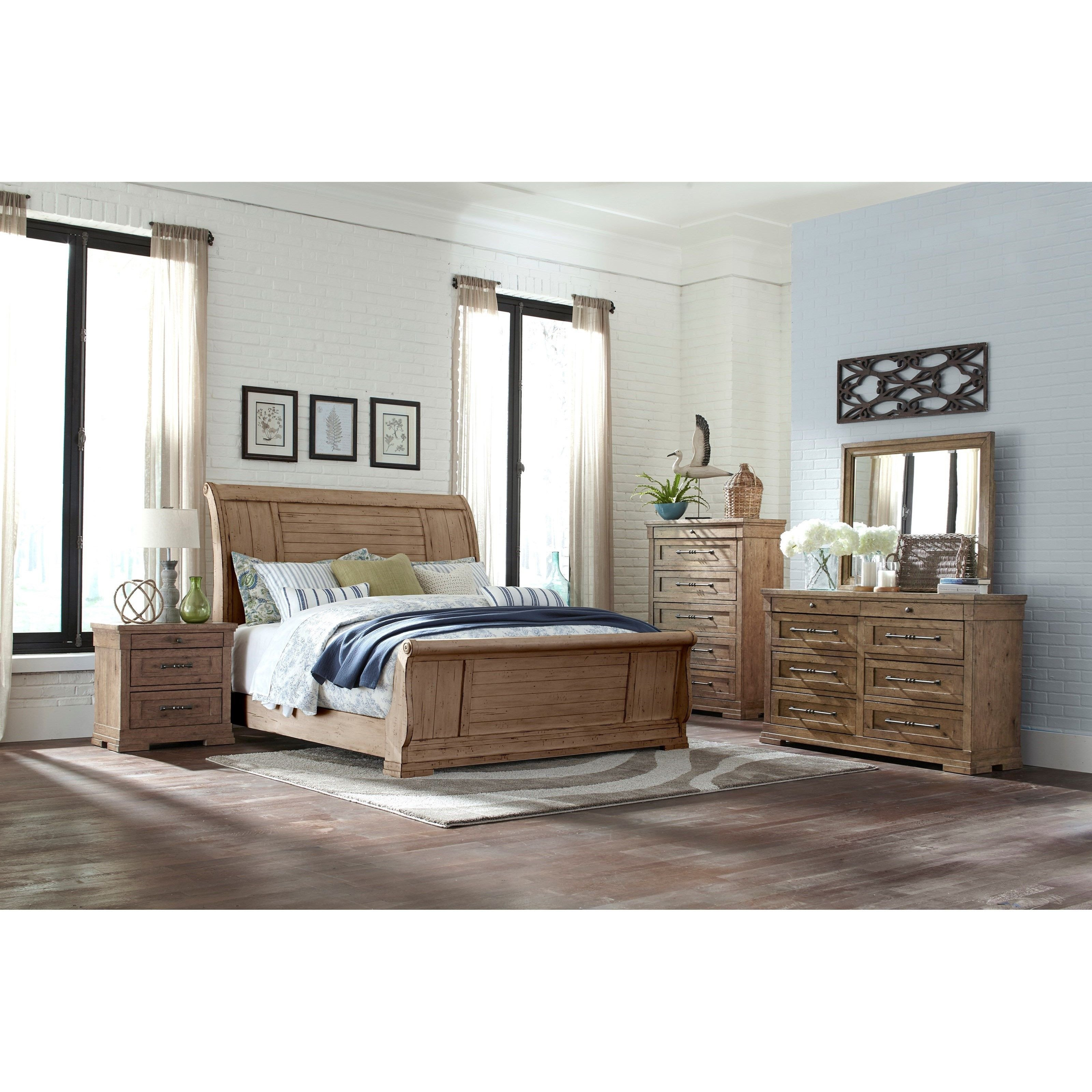 Trisha Yearwood Bedroom Furniture Elegant Ing Home Retreat Queen Sleigh Bed by Trisha Yearwood Home