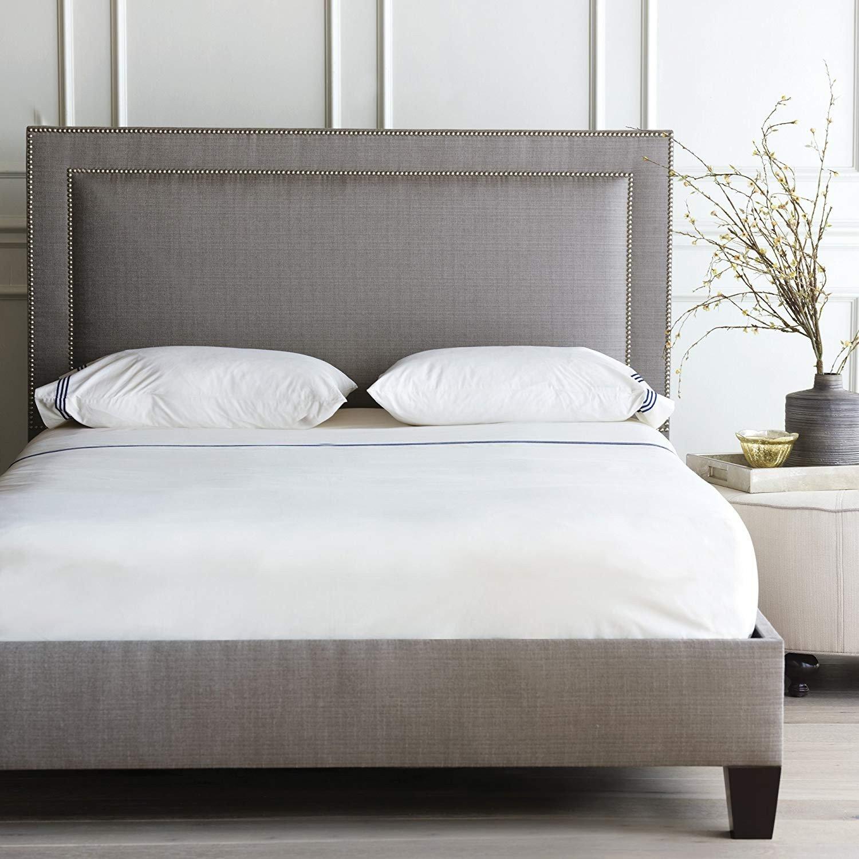 Tufted Headboard Bedroom Set Lovely Amazon Eastern Accents Odayaka Luxury Contemporary Nail
