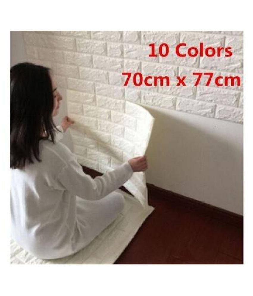 Tv Height In Bedroom Unique 3d Brick Pattern Wallpaper Bedroom Living Room Modern Wall
