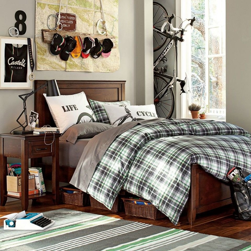 Tween Boy Bedroom Ideas Inspirational Appealing Teenage Boys Bedroom Design Idea for Small Space
