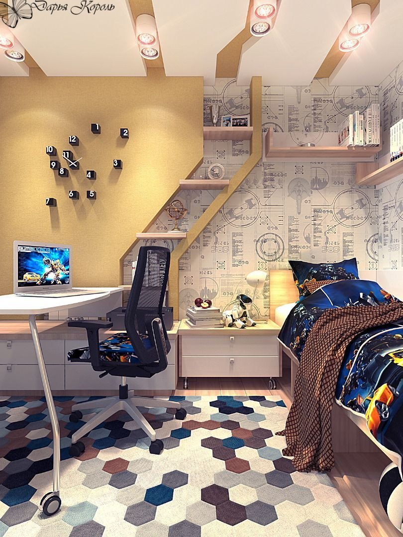 Tween Boy Bedroom Ideas Unique 45 Best Boys Bedrooms Designs Ideas and Decor Inspiration