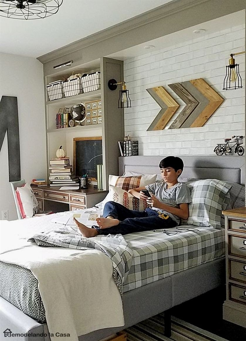 Tween Boy Bedroom Ideas Unique Teenbedroom