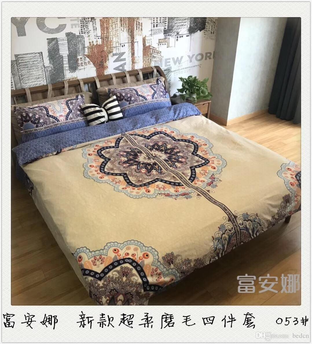 Twin Bedroom Set for Sale New Sweet Pink Panther Animal White Stripebed Sheet Bedding Set Children Bedroom Twin Full Queen Size Duvet Cover Tj 56 oriental Bedding Cheap Duvet From