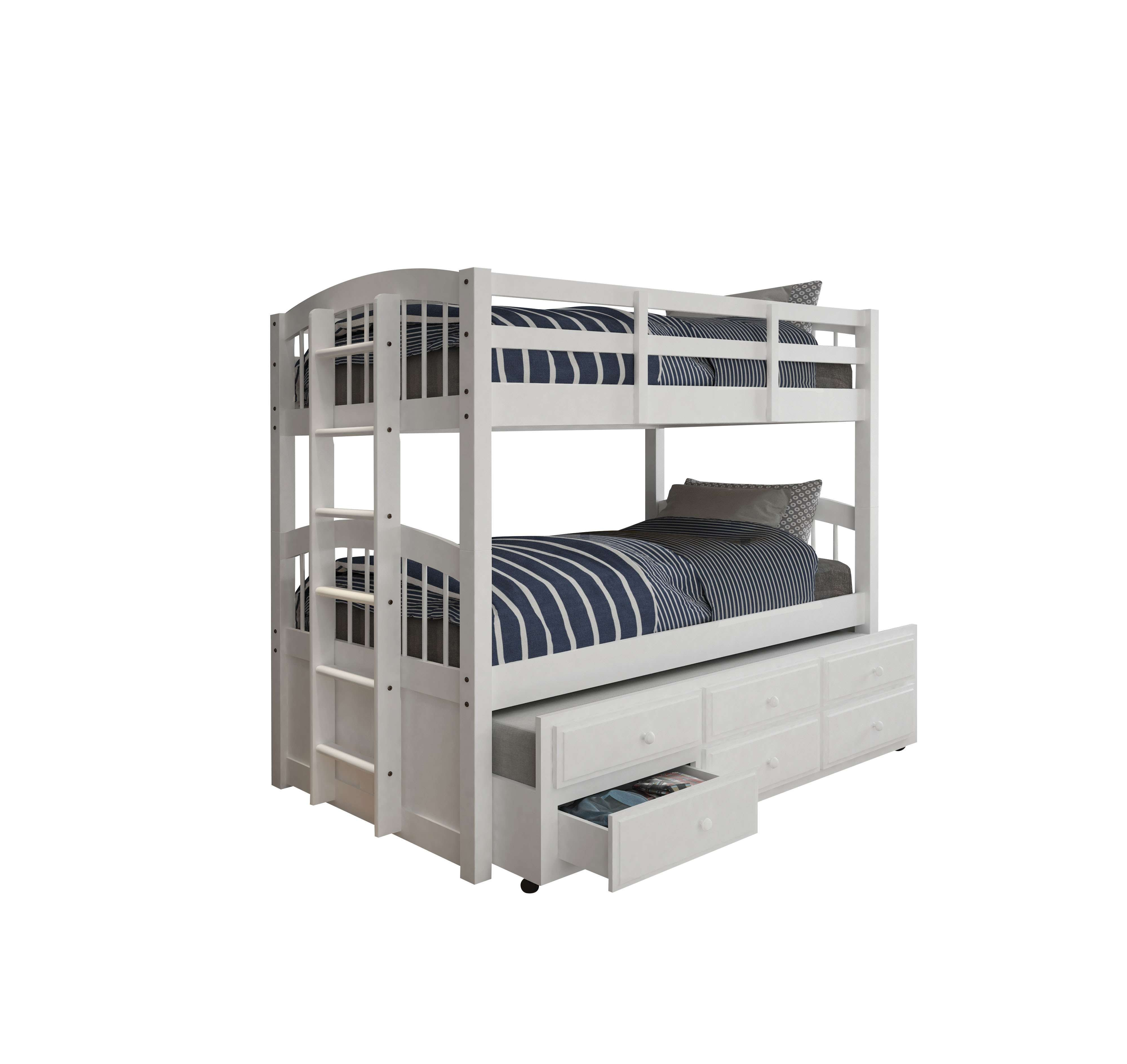 Twin Trundle Bedroom Set Lovely Acme Furniture