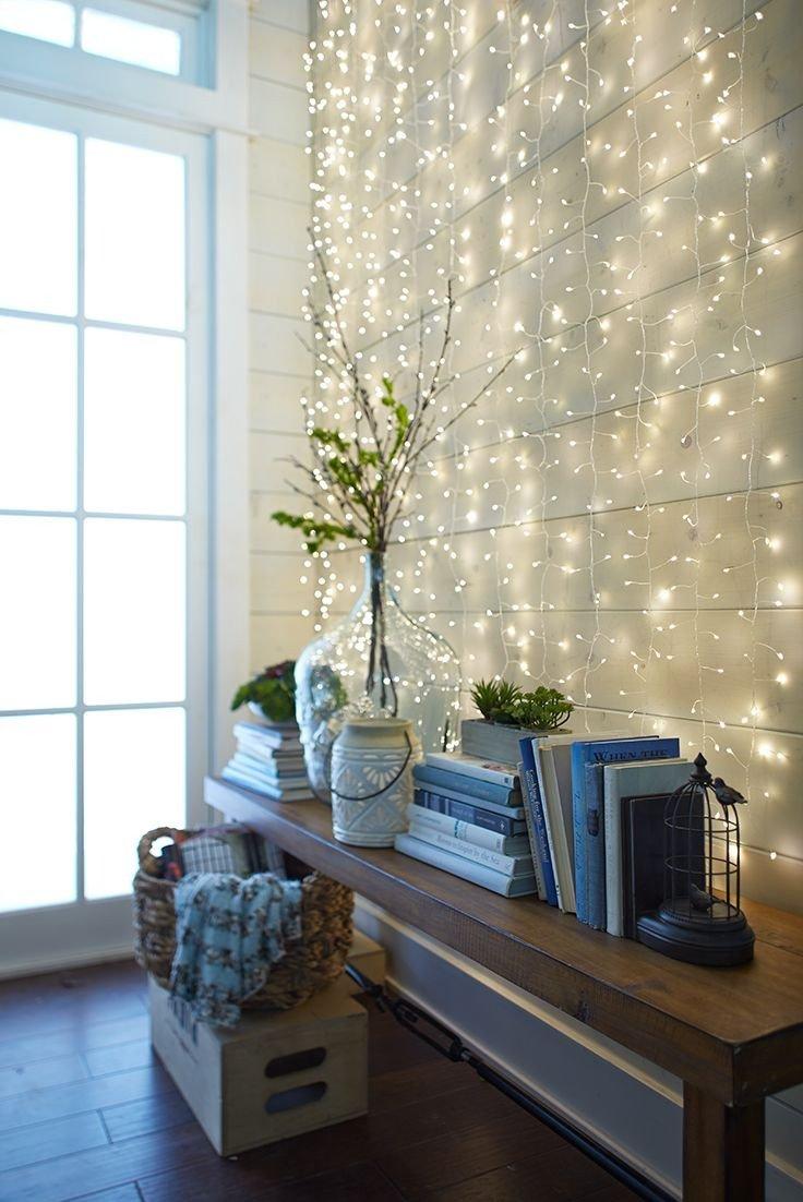 Twinkling Light for Bedroom Best Of White Multi Strand Led Curtain Glimmer Strings