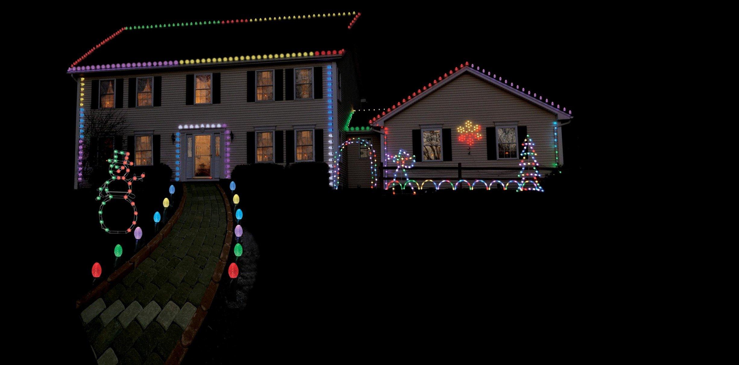 Twinkling Light for Bedroom Inspirational Christmas Lights Houses