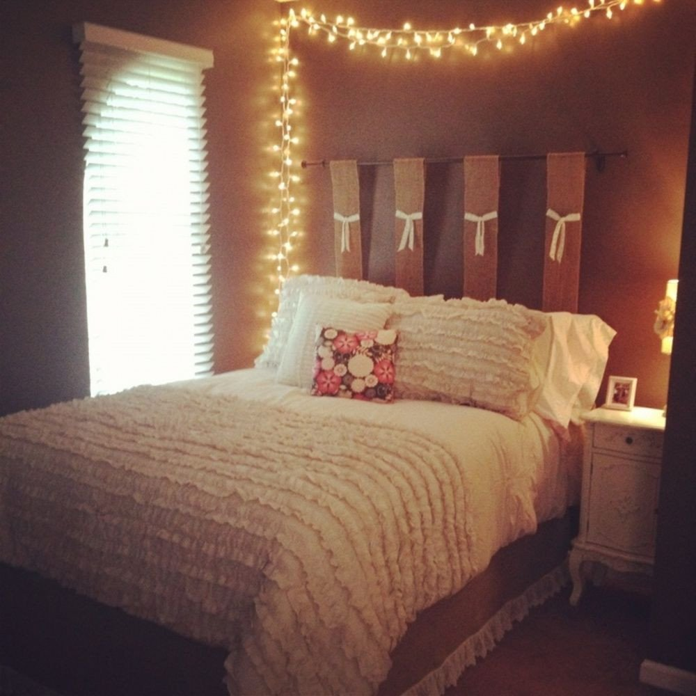 Twinkling Light for Bedroom Inspirational College Room Ideas Moving Out From Home for College is