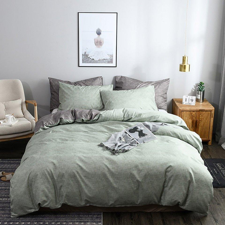 Used King Bedroom Set Elegant Bedding Sets Ab Side King Double Size All Season Used Single Bed Luxury Bedding Kit Duvet Cover Set Oversized Duvet Covers Bedroom Bedding Sets From