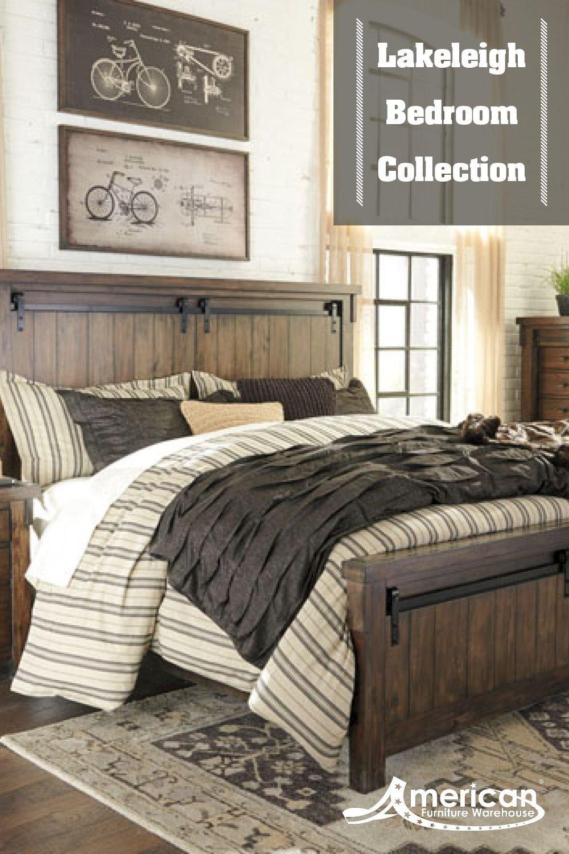 Used King Size Bedroom Set New Lakeleigh 5 Piece Bedroom Set