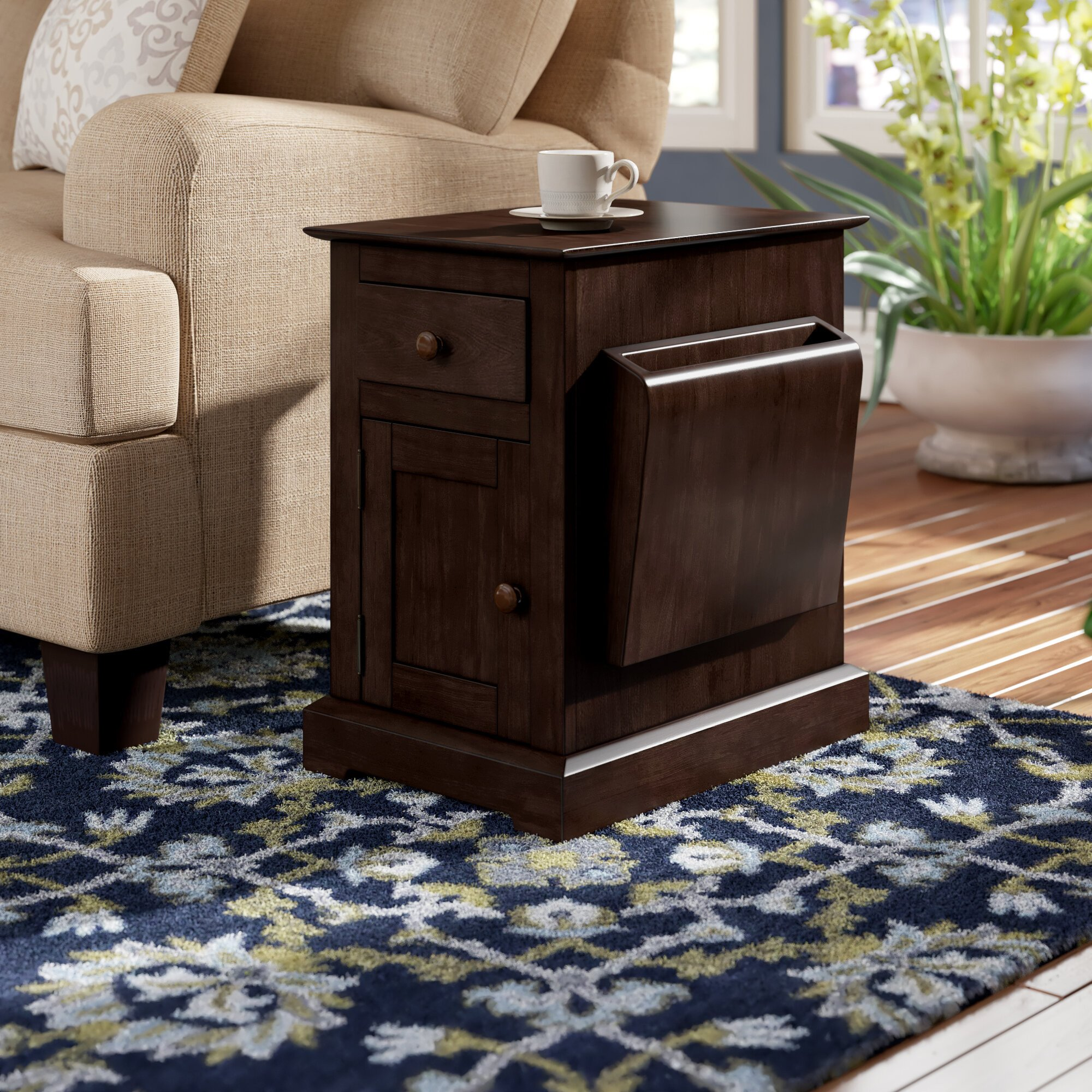 Used Lexington Bedroom Furniture Best Of Arlen End Table with Storage