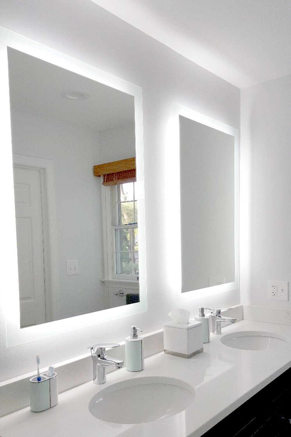 Vanity Mirror with Light for Bedroom Inspirational Side Lighted Led Bathroom Vanity Mirror 24quot X 36 with