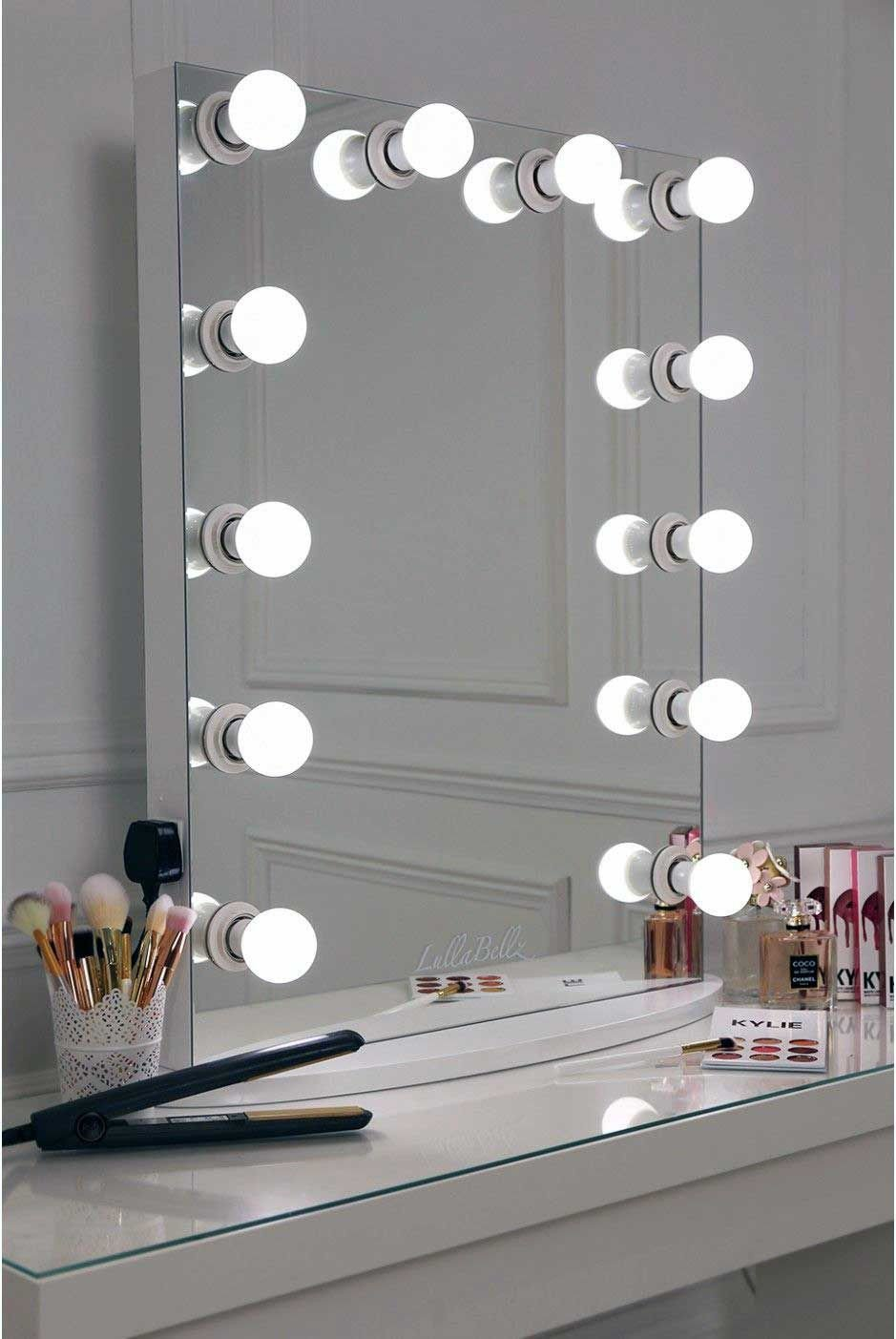 Vanity Mirror with Light for Bedroom Luxury 35 Stunning Apartment Bedroom Mirror Ideas
