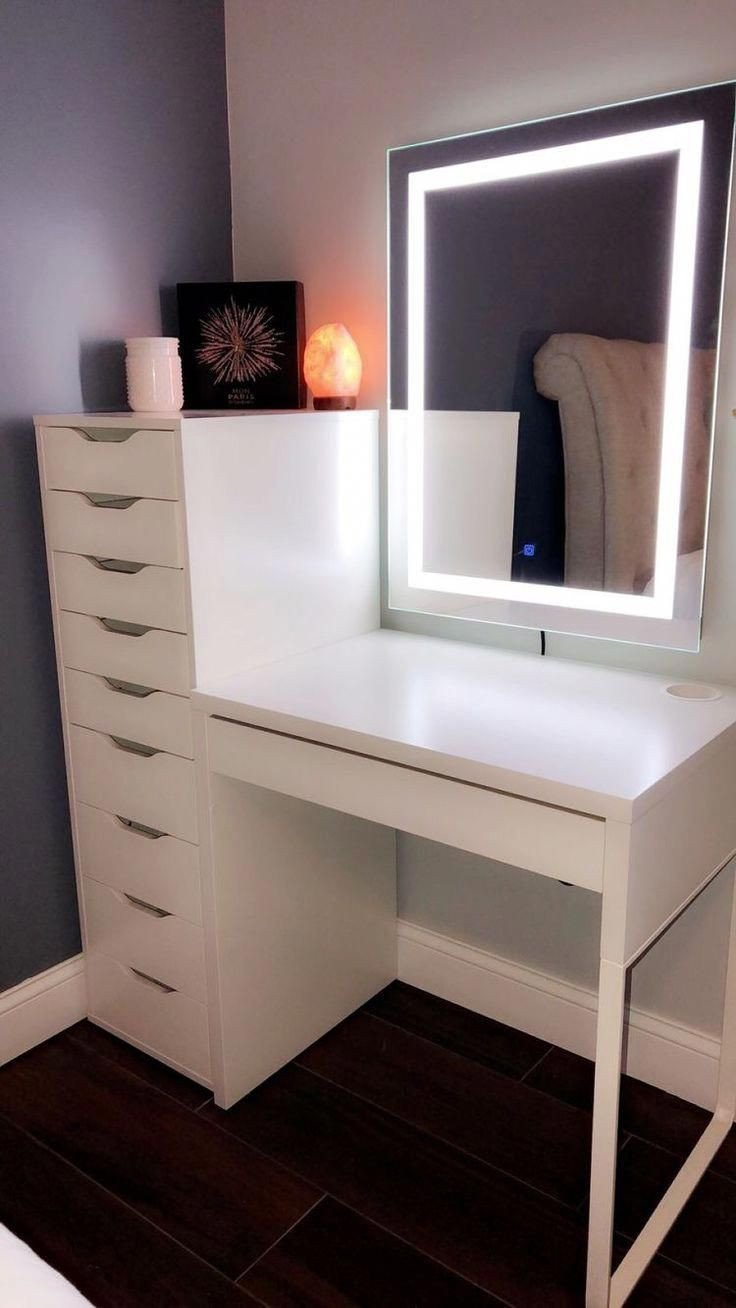 Vanity Mirror with Light for Bedroom Luxury Bedroom Ideas Uncover the Cool Line In Bedroom Styling