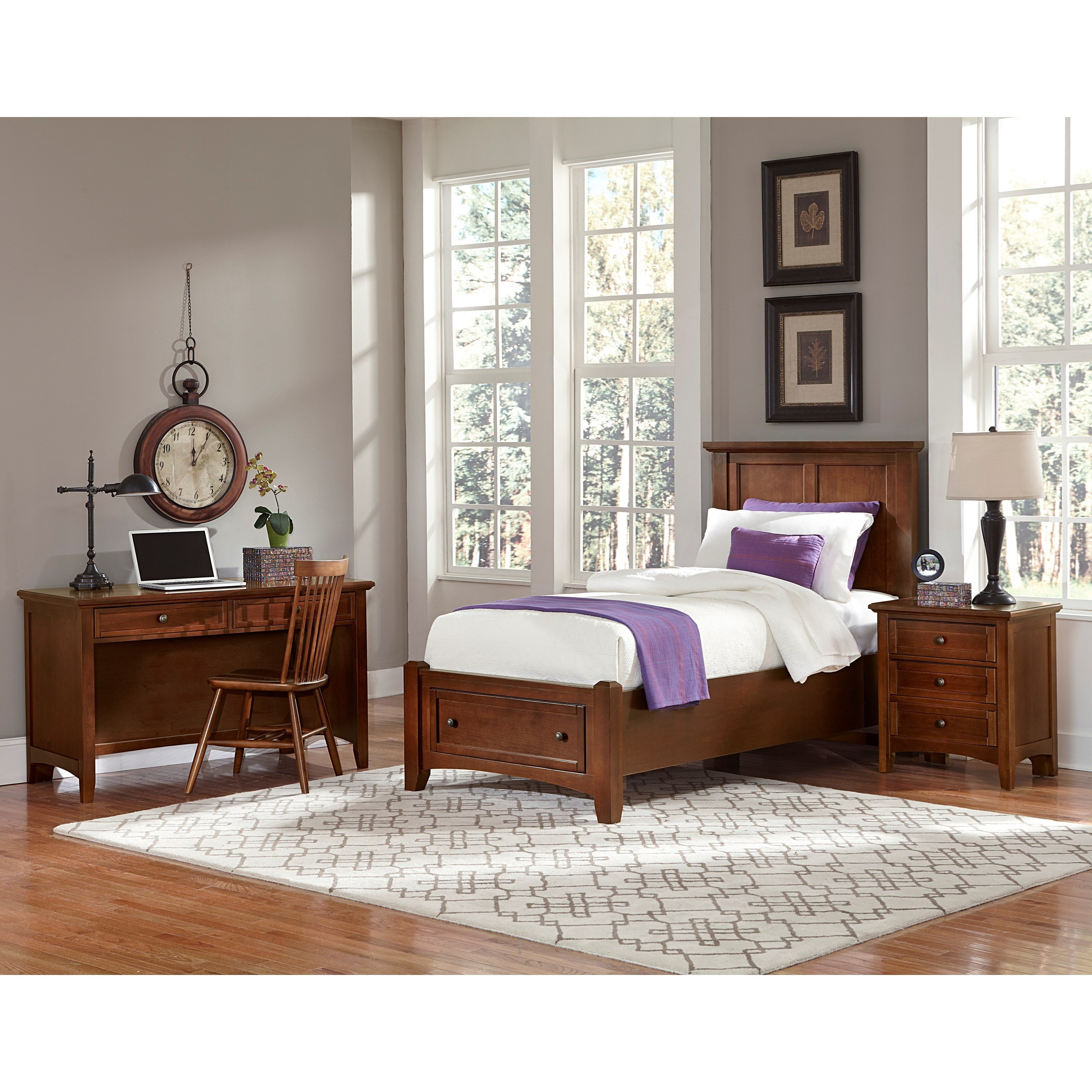 Vaughan Bassett Bedroom Set Best Of Bonanza Twin Bedroom Group