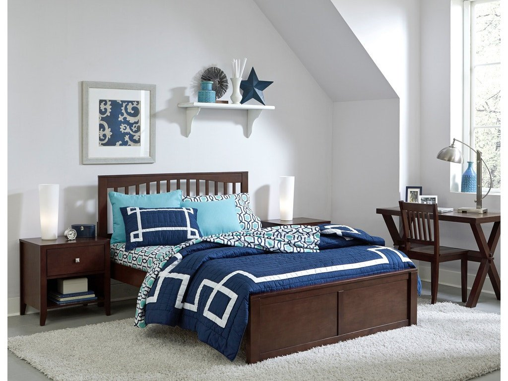 Vaughan Bassett Bedroom Set Lovely Hillsdale Kids and Teen Youth Pulse Queen Mission Bed with