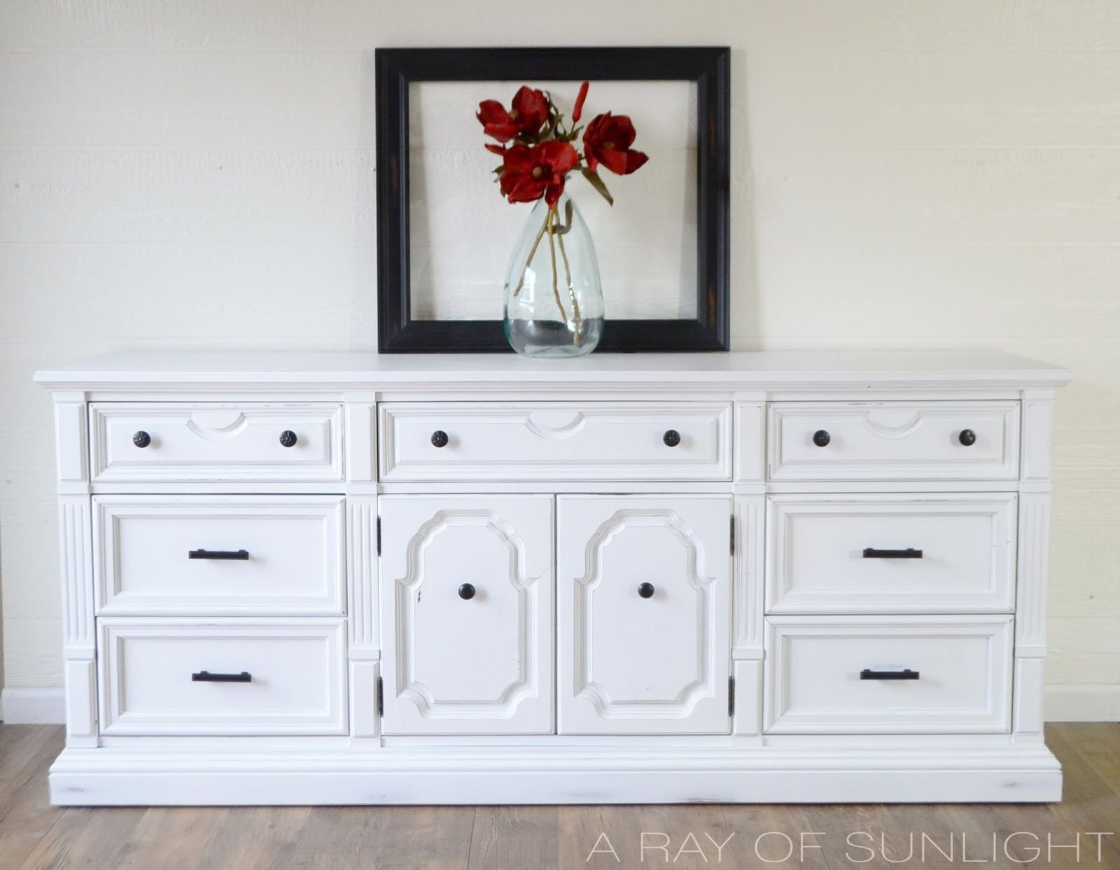 Vintage Thomasville Bedroom Furniture Beautiful the White Thomasville Dresser Makeover