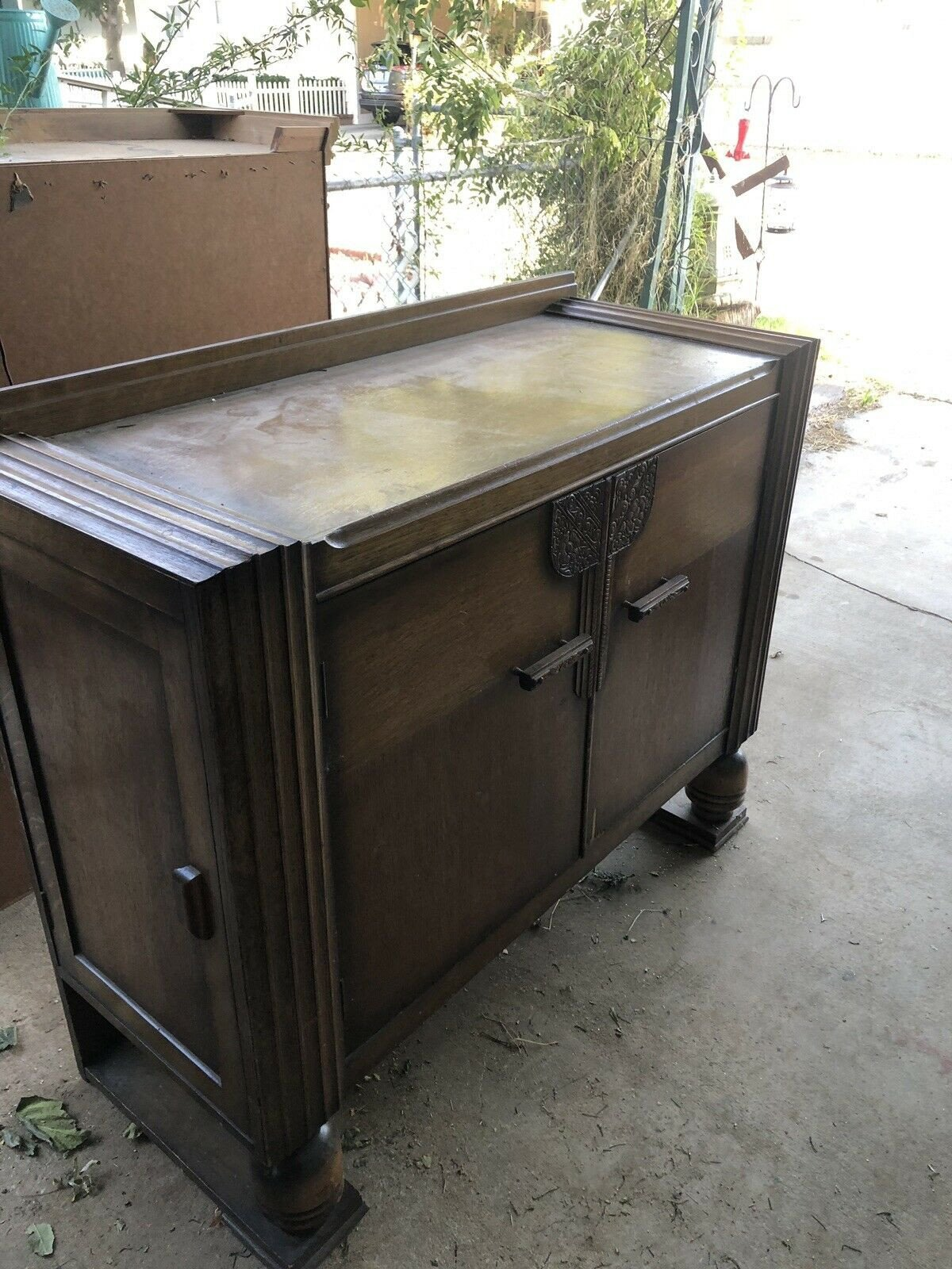 Vintage Thomasville Bedroom Furniture New Grange Buffet Side Server Liquor Cabinet Furniture