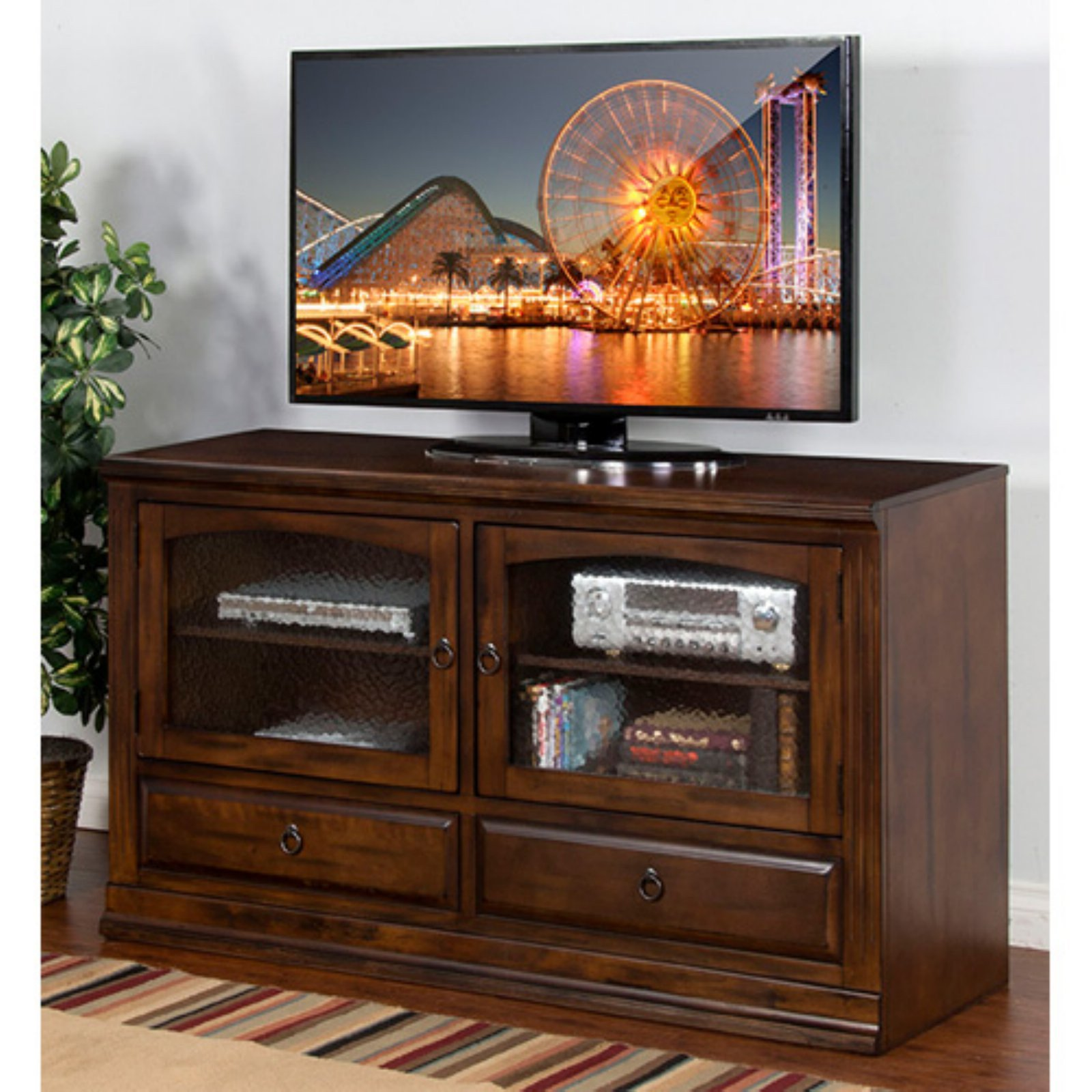 Wal Mart Bedroom Furniture Beautiful Sunny Designs Santa Fe 63 In Entertainment Center Walmart