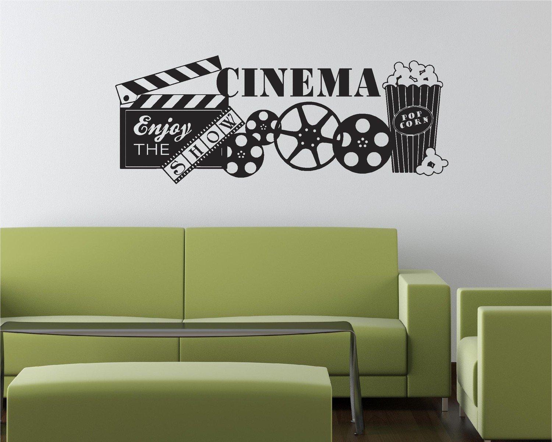 Wall Decals for Bedroom Fresh 17 Cinema Wall Art Kunuzmetals