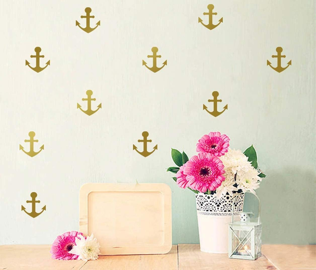 Wall Decoration for Girls Bedroom Awesome Amazon Gvgs Shop 12 Pack Anchor Pattern Kid Art Diy