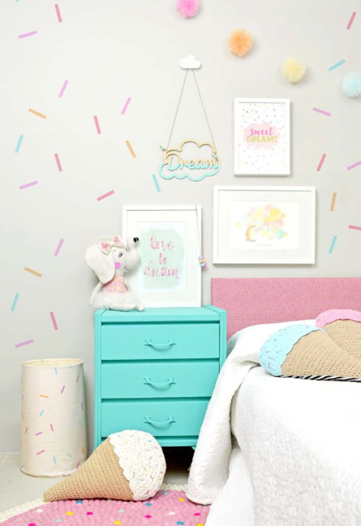 Wall Decoration for Girls Bedroom Best Of 24 Wall Decor Ideas for Girls Rooms