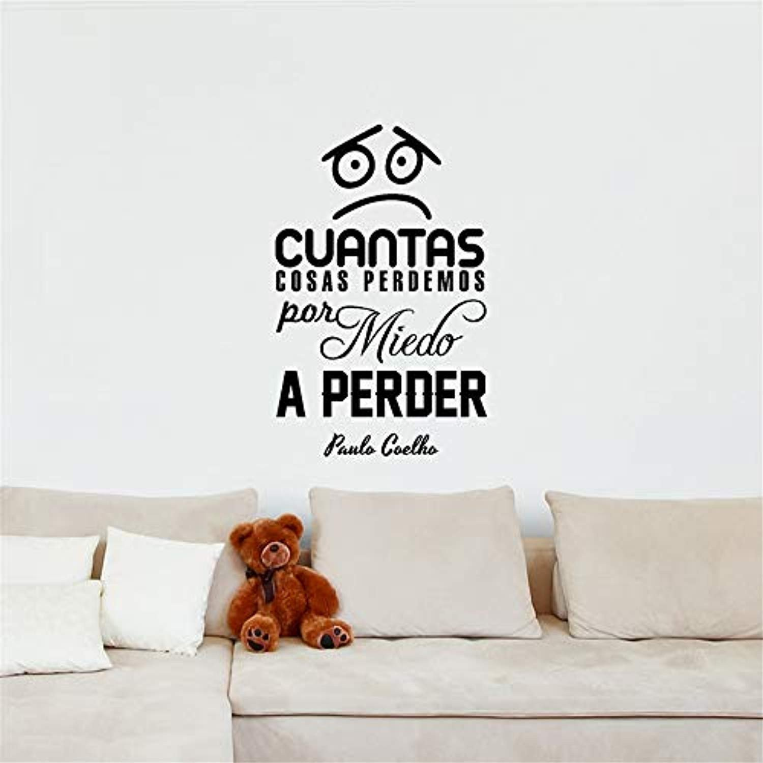 Wall Mural Ideas for Bedroom New Amazon Peel and Stick Mural Spanish Quote Cuántas Cosas
