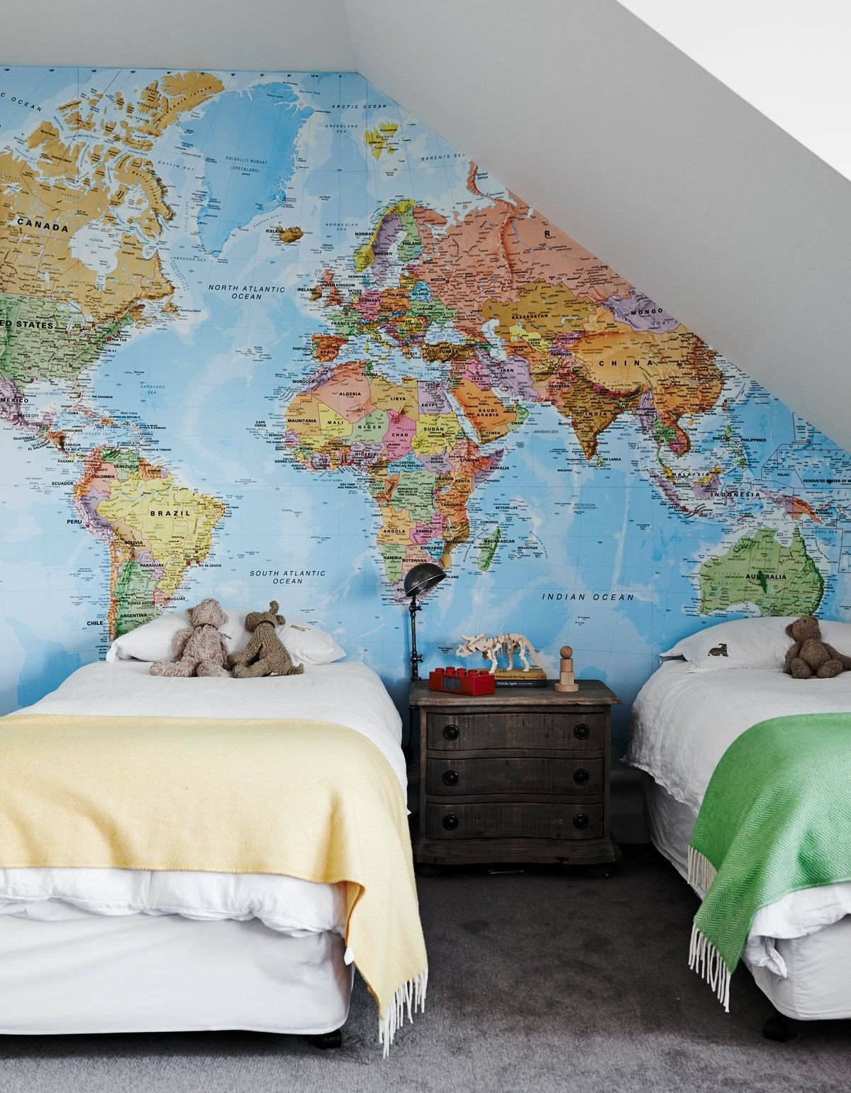 Wall Paper Design for Bedroom Fresh Trending the Best World Map Murals and Map Wallpapers