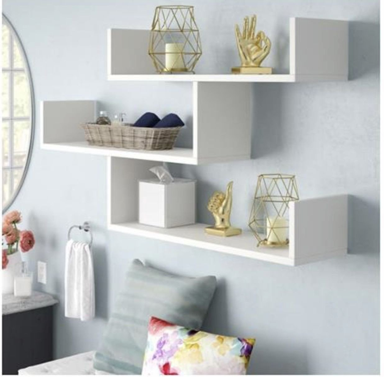 Wall Shelf for Bedroom Fresh Floating Shelves for Bedroom In 2019