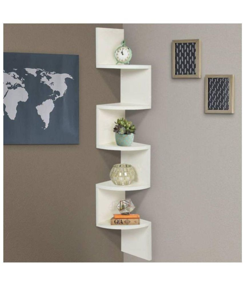 Wall Shelf for Bedroom Inspirational Martcrown Floating Shelf Wall Shelf Storage Shelf Decoration Shelf White Pack Of 1
