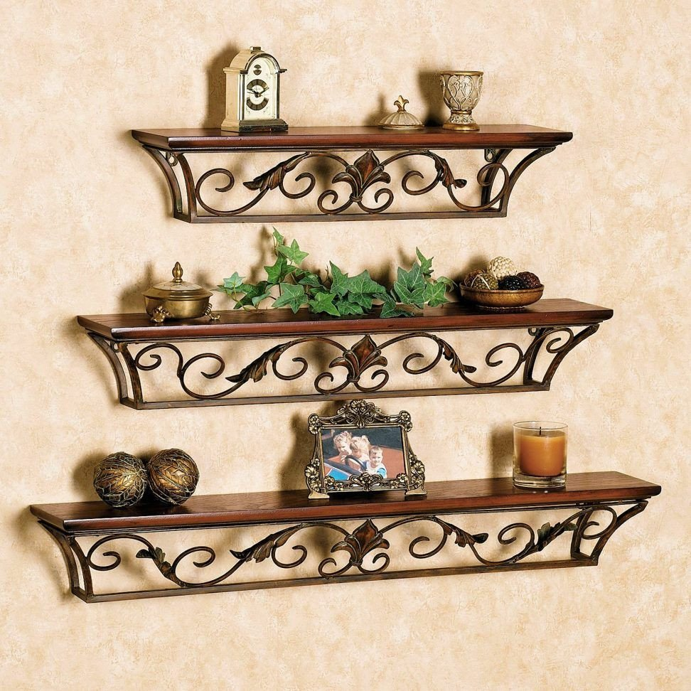 Wall Shelf for Bedroom Lovely Size 60cm Wall Decoration Shelves Wall Mounted Shelf