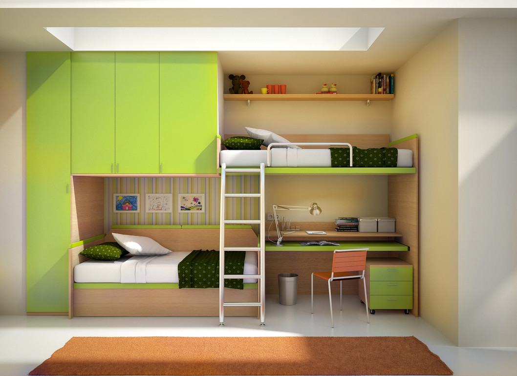 Wall Unit Bedroom Set New 12 Kids Bedrooms with Cool Built Ins