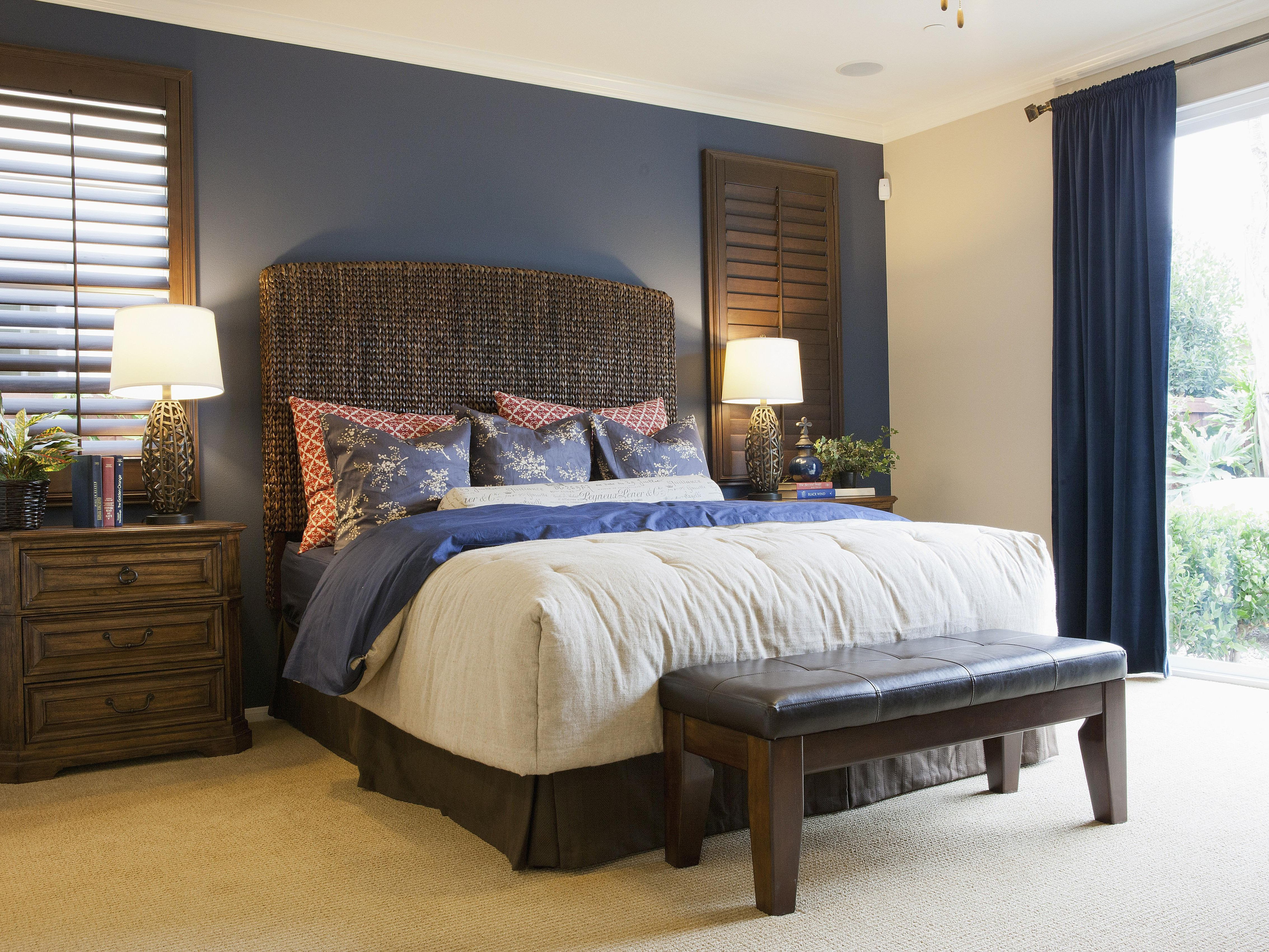 Wallpaper Accent Wall Bedroom Lovely How to Choose A Bedroom Accent Wall and Color