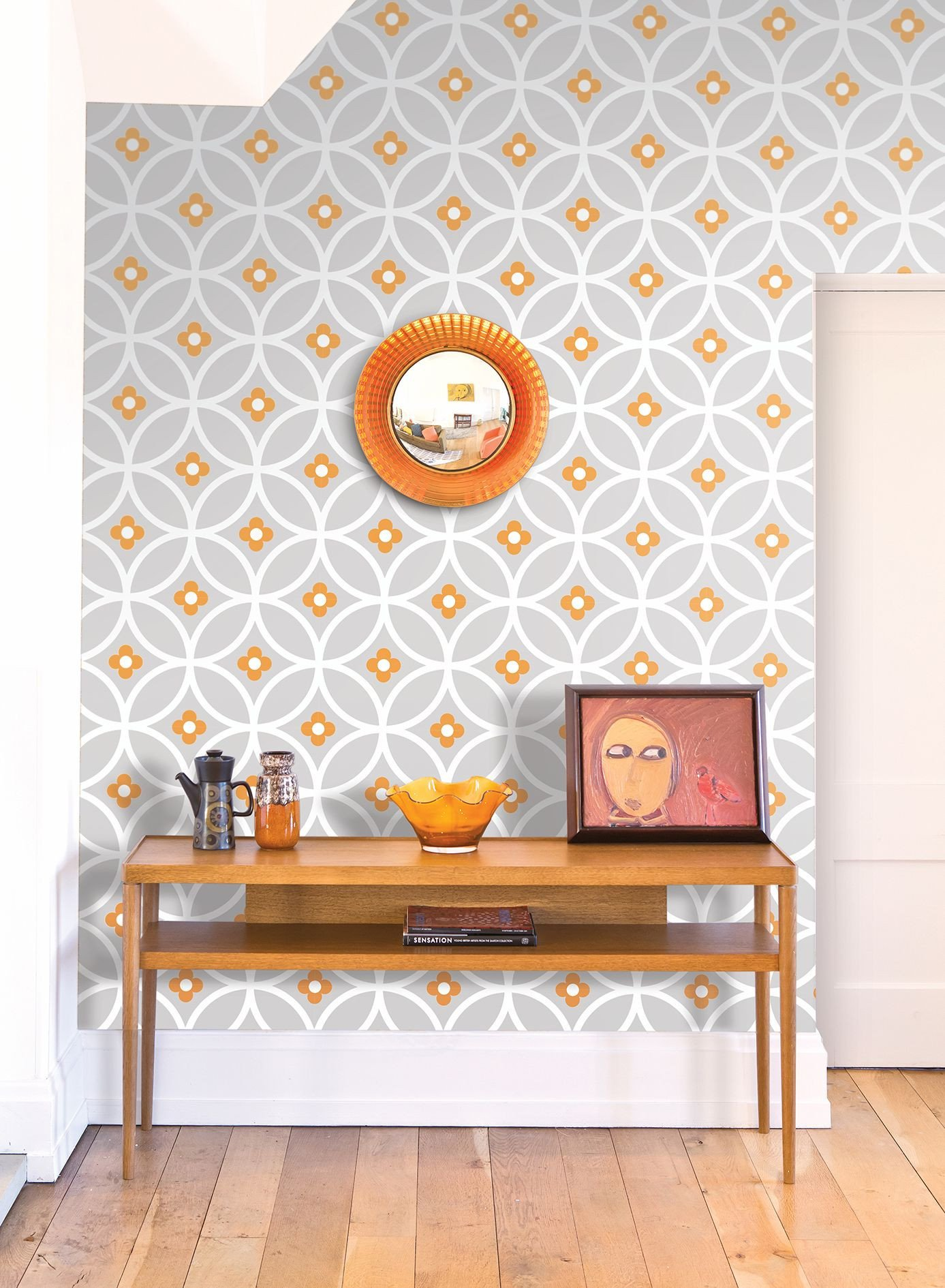 Wallpaper Borders for Bedroom Unique 10 Mid Century Modern Wallpaper Ideas that You Will Love