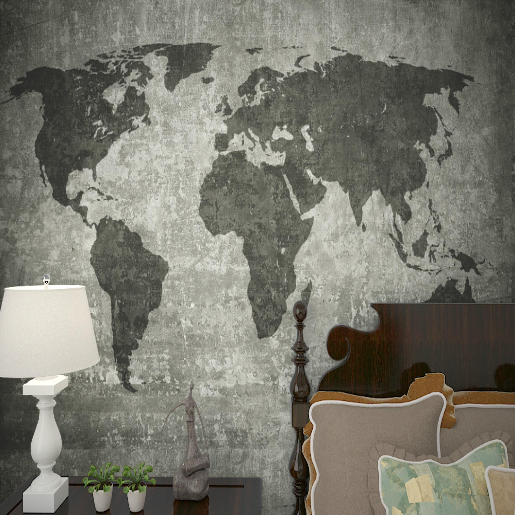 Wallpapers for Bedroom Wall Awesome Custom Wallpaper Vintage World Map Background Wall Living Room Bedroom Tv Background Mural 3d Wallpaper Image Wallpaper Image Wallpaper S