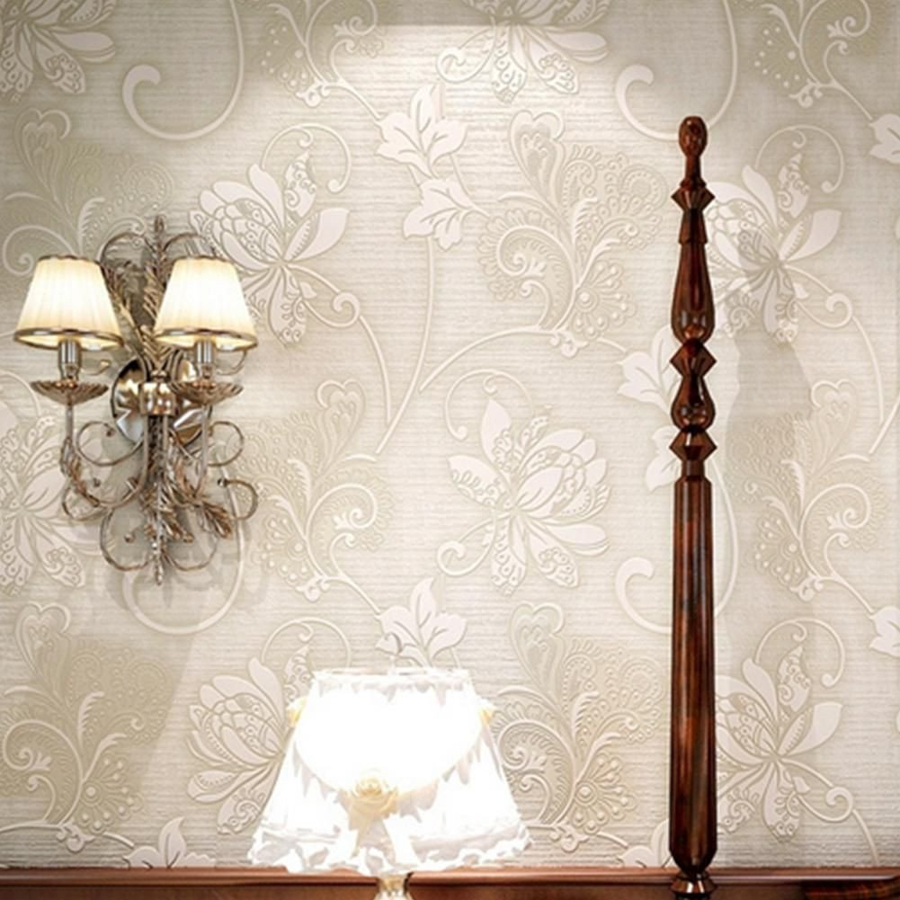 Wallpapers for Bedroom Wall Unique 3d Embossed Non Woven Wall Sticker Wallpaper Bedroom Tv