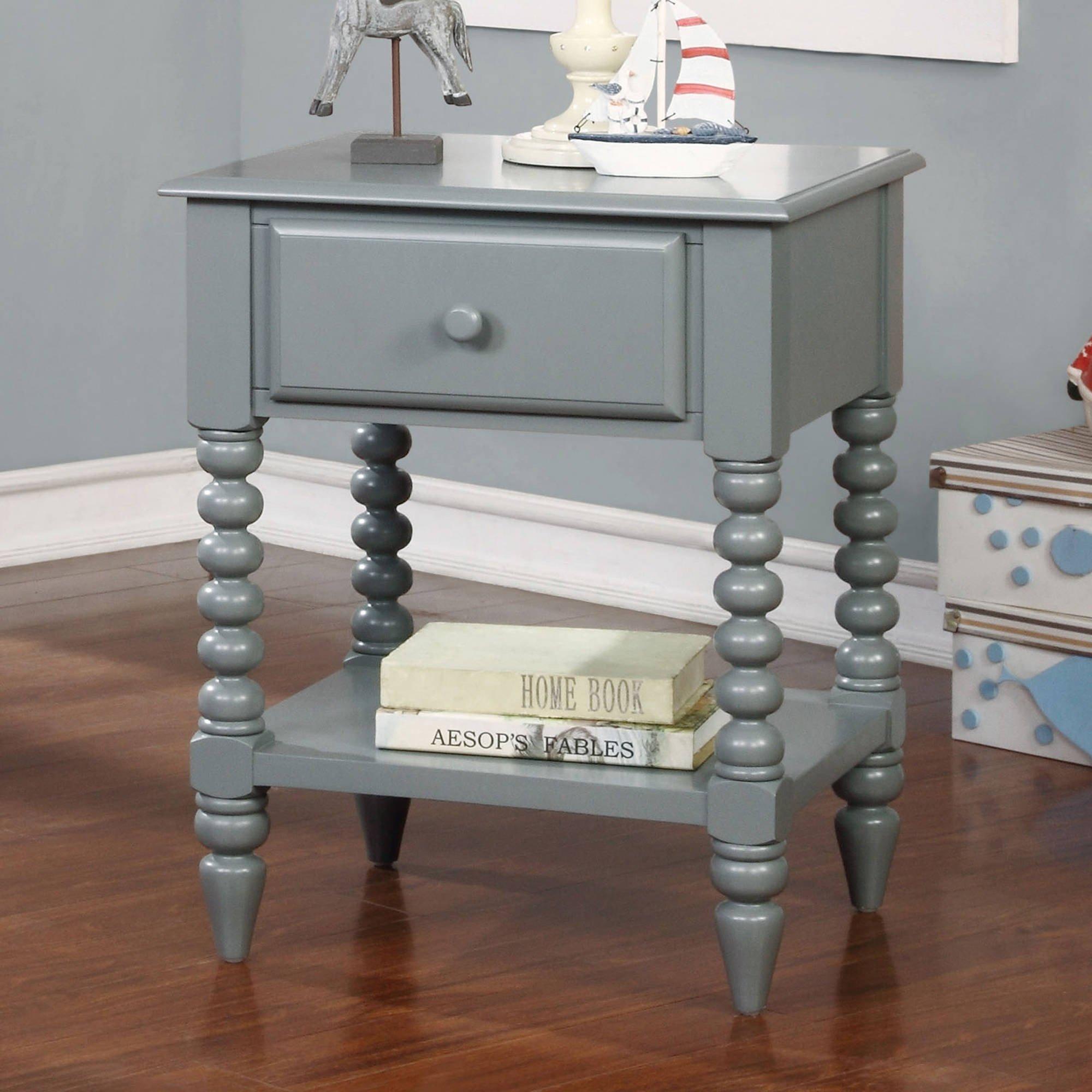 Walmart Bedroom End Tables Beautiful Furniture Of America Myrtle Wooden Nightstand Multiple