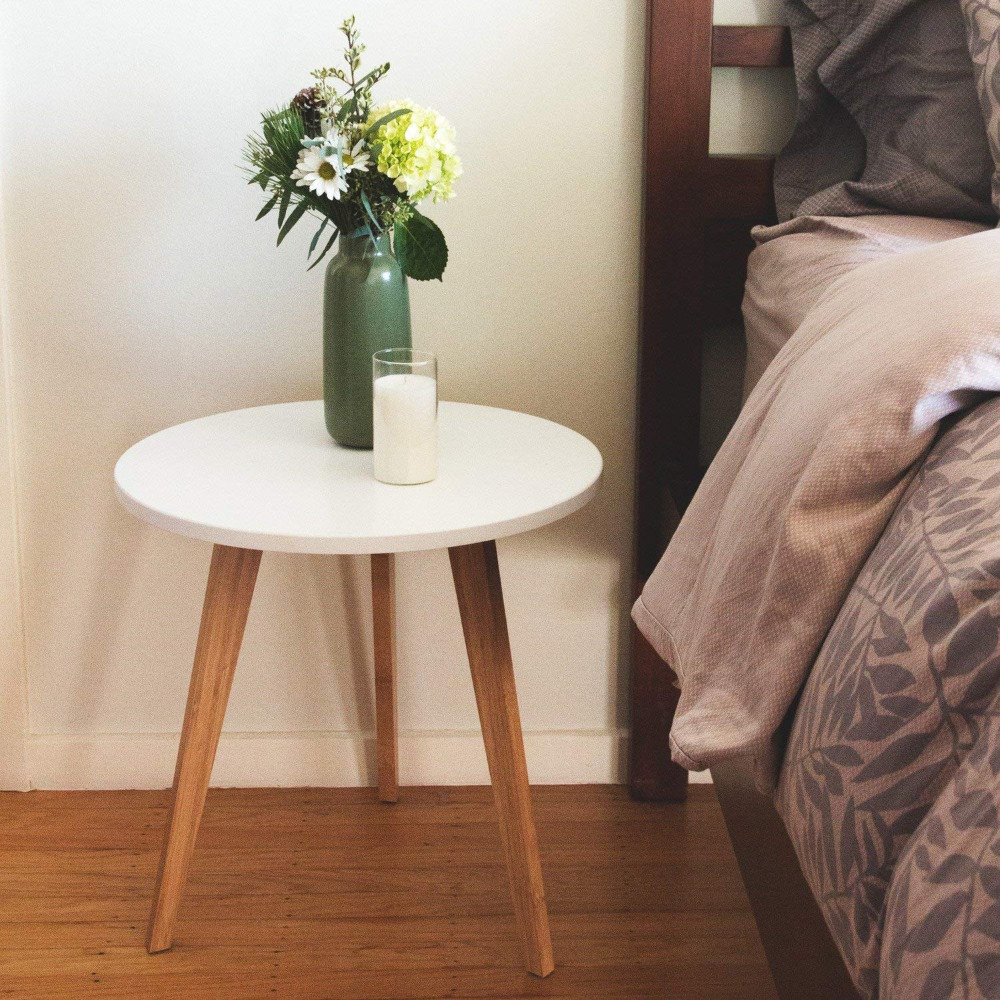Walmart Bedroom End Tables Fresh Amazon Stndrd Mid Century Modern End Table Perfect