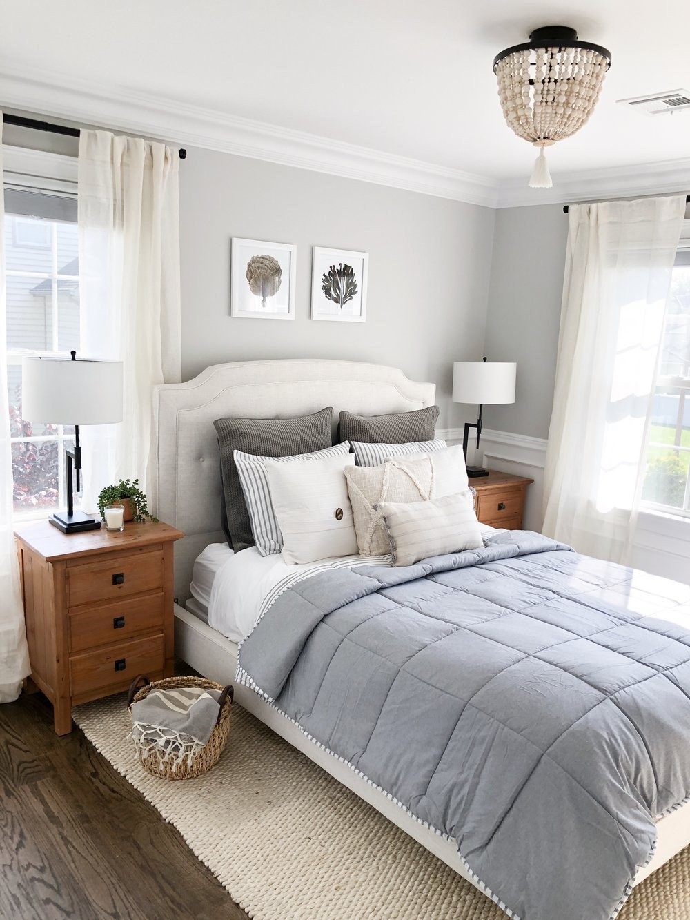 Walmart Bedroom Set Queen Fresh Reveal Our Guest Room Makeover Courtesy Of Walmart — Girl