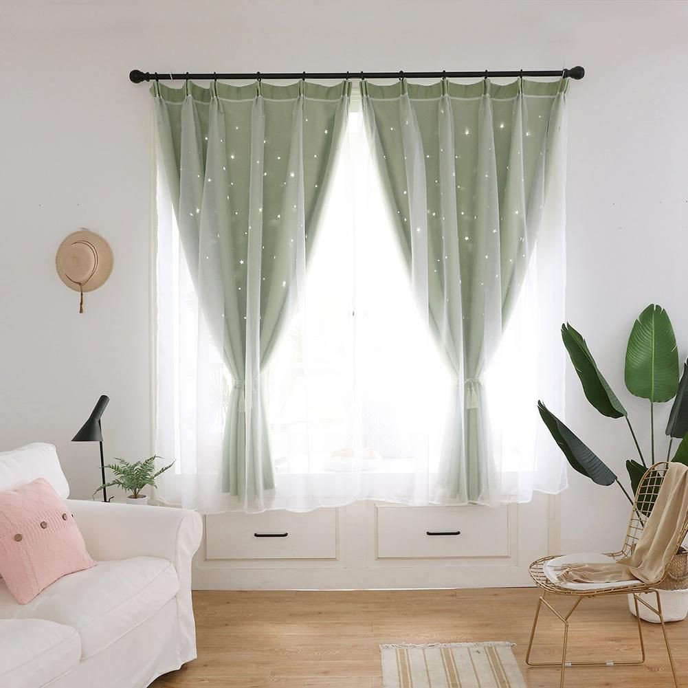 Western Curtains for Bedroom Awesome Modern Stars Windows Blackout Curtains Room Home Window
