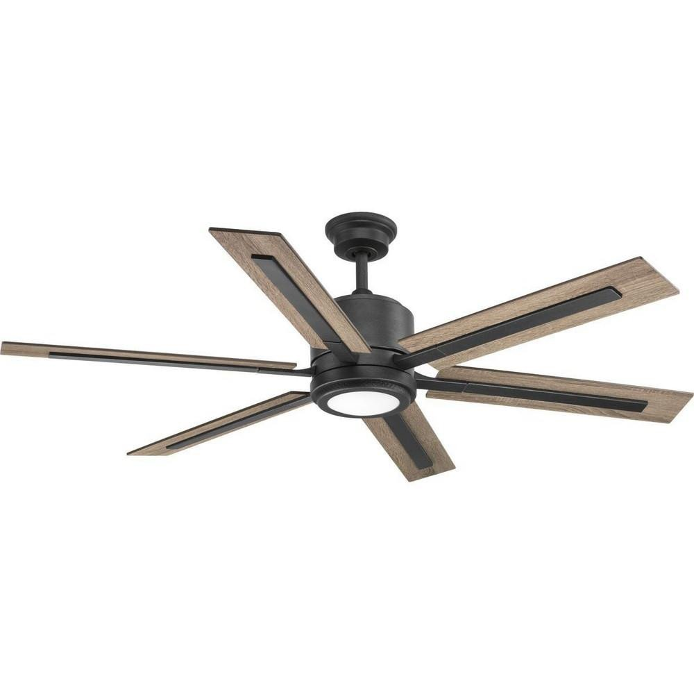 "What Size Fan for Bedroom Awesome Glandon 60"" Ceiling Fan with Light Kit"