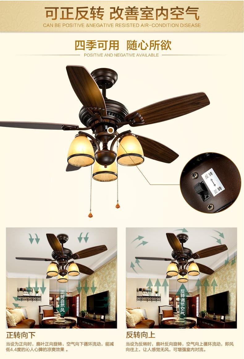 What Size Fan for Bedroom Luxury 2019 Wooden 48inch Fan Light Chandelier Fans Decorative Fan Lighting Chandelier Living Room Bedroom Beauty Chandelier Fan with Remote Control From