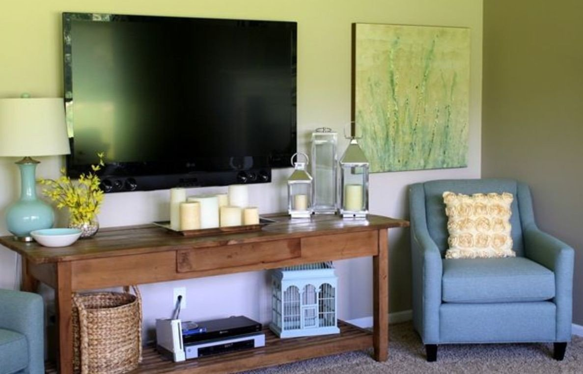 What Size Tv for Bedroom Fresh Tv Stand Decor