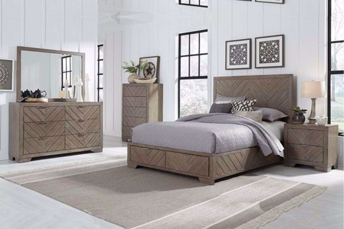 Where to Buy Bedroom Furniture Inspirational 10 Diy Twin Platform Chevron Bed