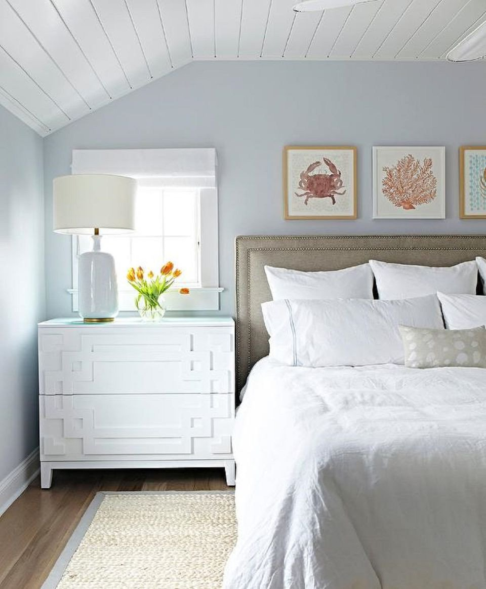 White Coastal Bedroom Furniture Awesome 50 Gorgeous Beach Bedroom Decor Ideas