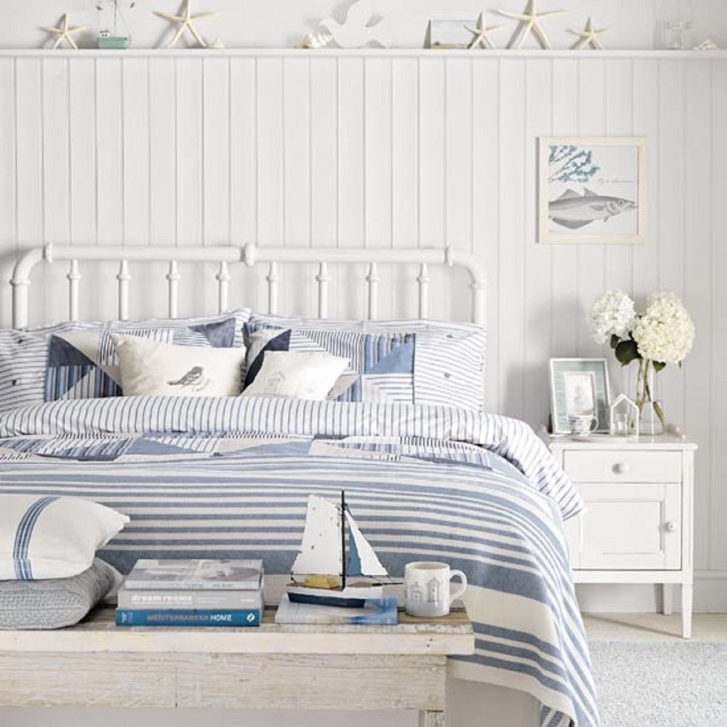 White Coastal Bedroom Furniture Unique 50 Gorgeous Beach Bedroom Decor Ideas