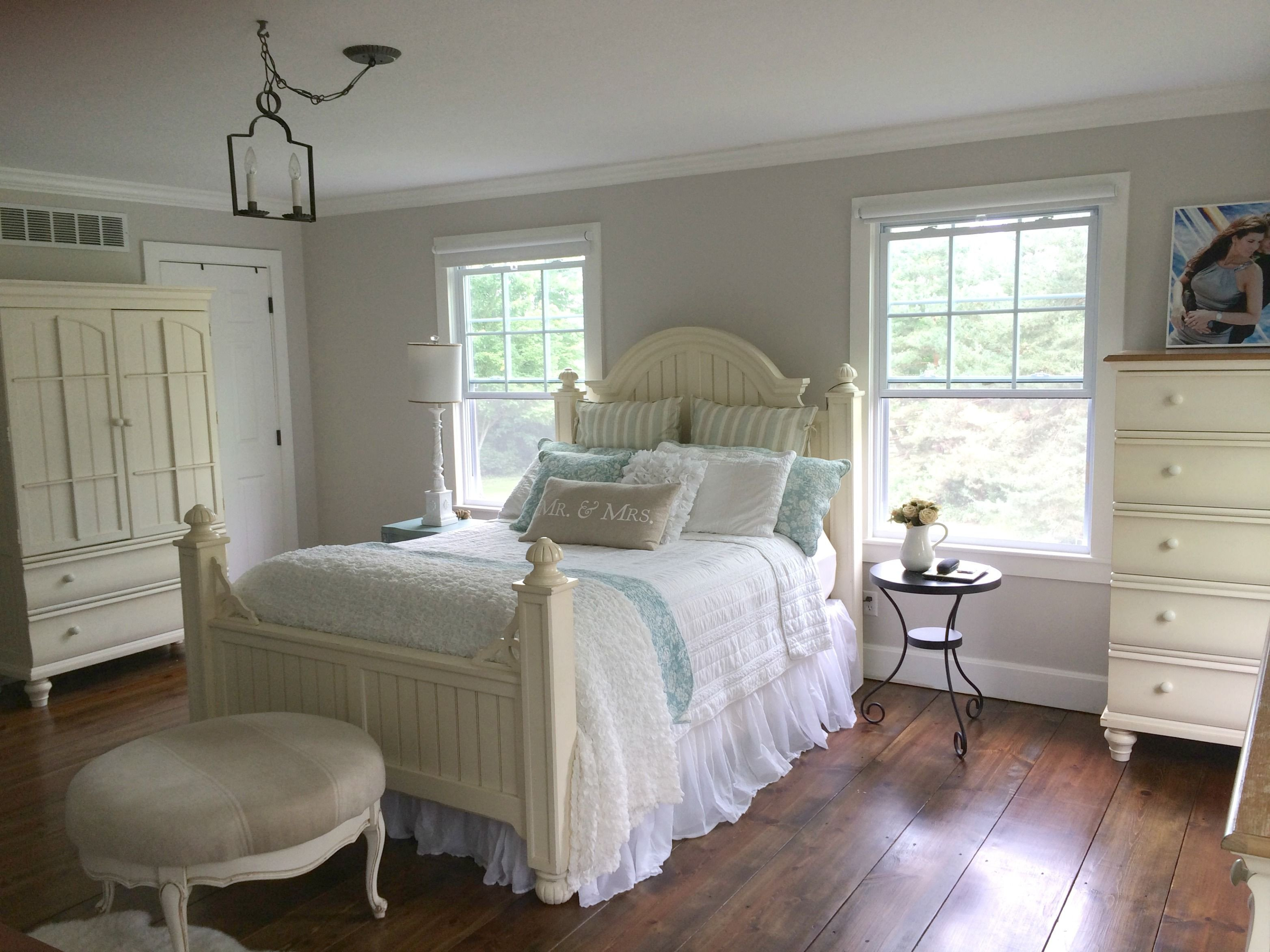 White Cottage Bedroom Furniture Beautiful Loving This Country Living White Bedroom with Wide Plank